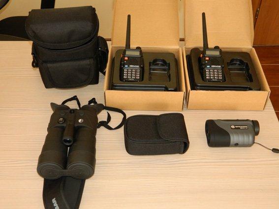 Кировоградским правоохранителям подарили новое оборудование, фото-1
