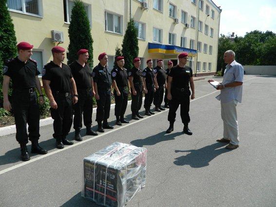 Еще один предприниматель из Кировограда поддержал бойцов спецподразделения «Грифон», фото-1