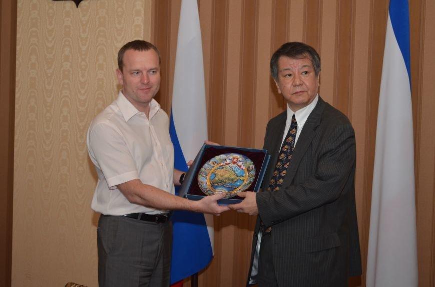 Япония должна была бы создать консульство в Крыму, - президент «Иссуй-Кай» (ФОТО), фото-8