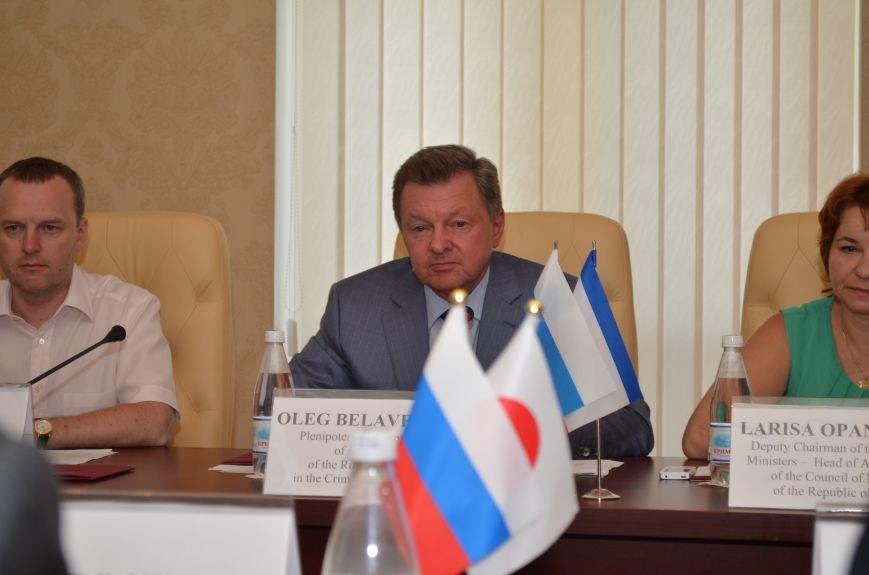 Япония должна была бы создать консульство в Крыму, - президент «Иссуй-Кай» (ФОТО), фото-1