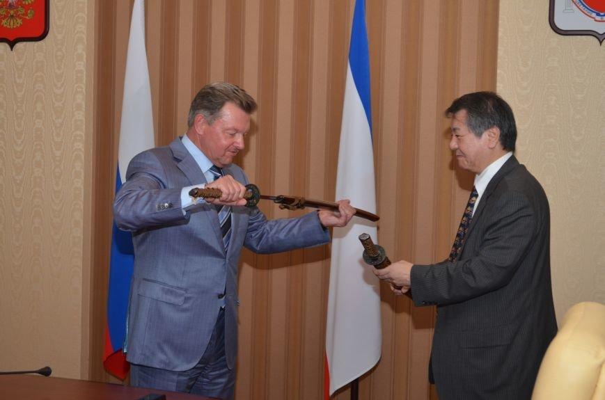 Япония должна была бы создать консульство в Крыму, - президент «Иссуй-Кай» (ФОТО), фото-6