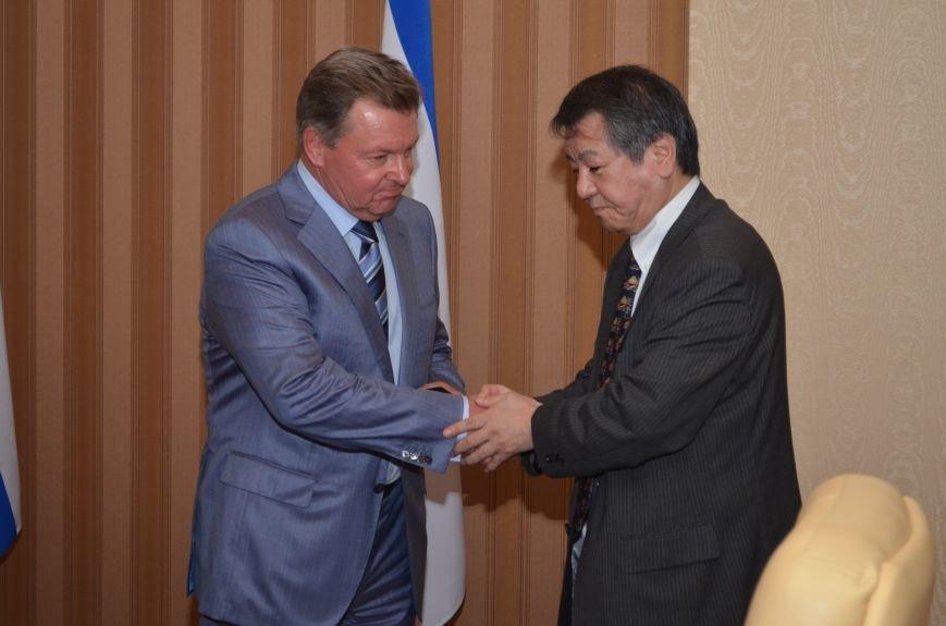 Япония должна была бы создать консульство в Крыму, - президент «Иссуй-Кай» (ФОТО), фото-7
