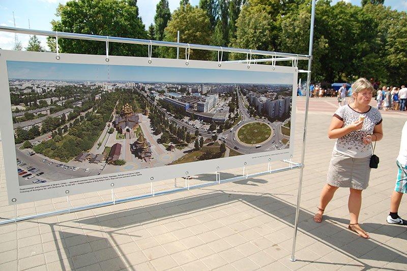 50 фотографий Белгорода из разных временных эпох разместились в парке Победы, фото-4