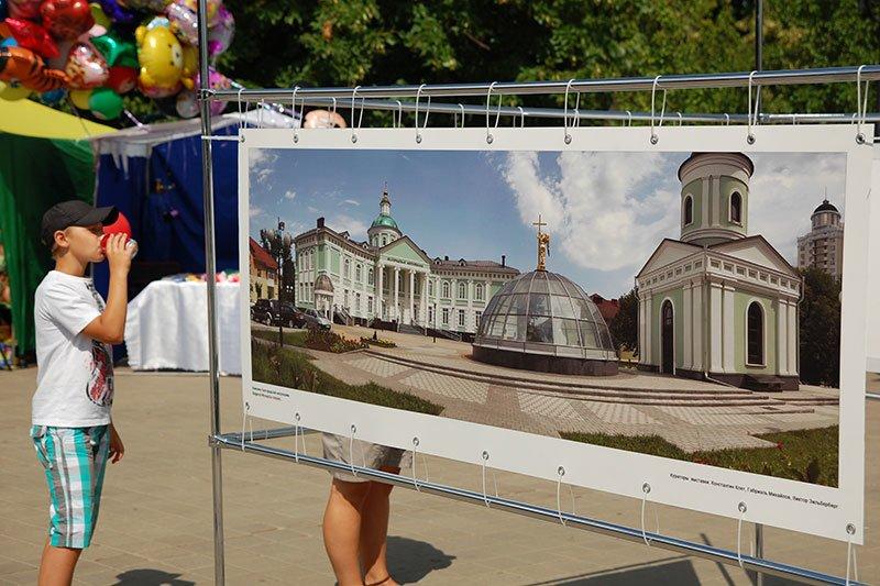 50 фотографий Белгорода из разных временных эпох разместились в парке Победы, фото-1