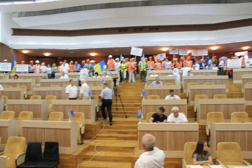 В Сумах несколько сотен строителей «Федорченко» вышли на пл. Независимости (ФОТО), фото-8