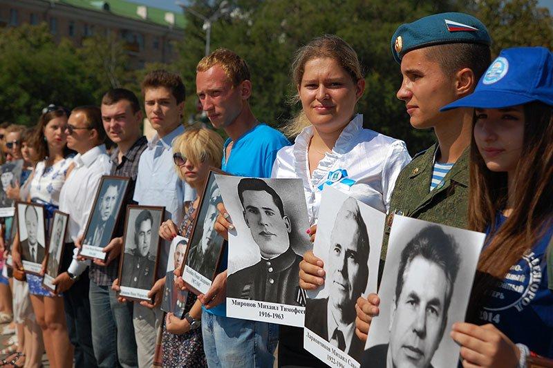 В праздновании Дня города в Белгороде приняли участие 40 тысяч горожан, фото-3