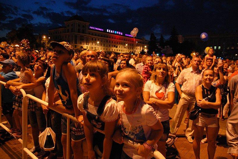 В праздновании Дня города в Белгороде приняли участие 40 тысяч горожан, фото-5