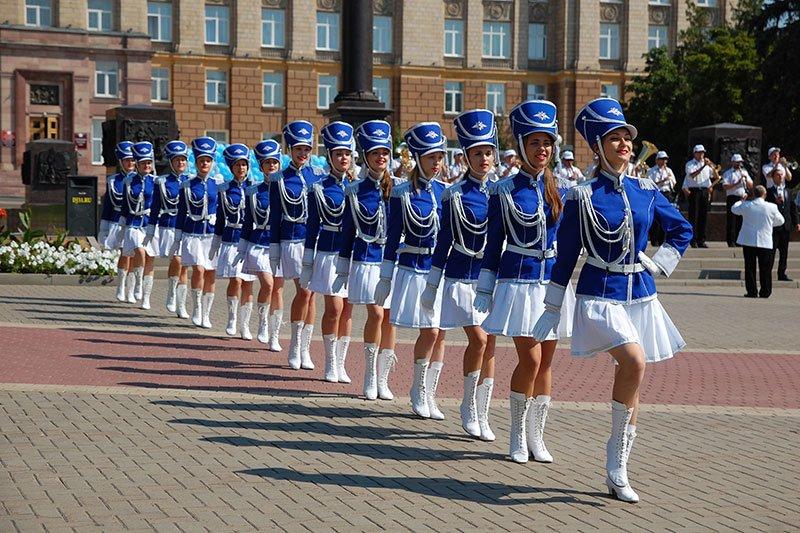 В праздновании Дня города в Белгороде приняли участие 40 тысяч горожан, фото-2
