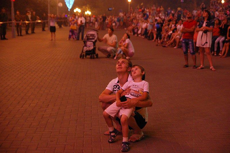 В праздновании Дня города в Белгороде приняли участие 40 тысяч горожан, фото-7