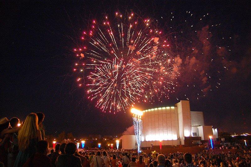 В праздновании Дня города в Белгороде приняли участие 40 тысяч горожан, фото-6