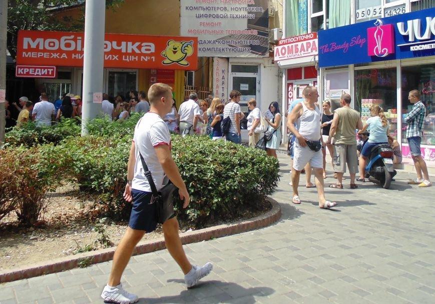 ФОТОФАКТ. В Ялте в разгаре «сим-карточная лихорадка», фото-4