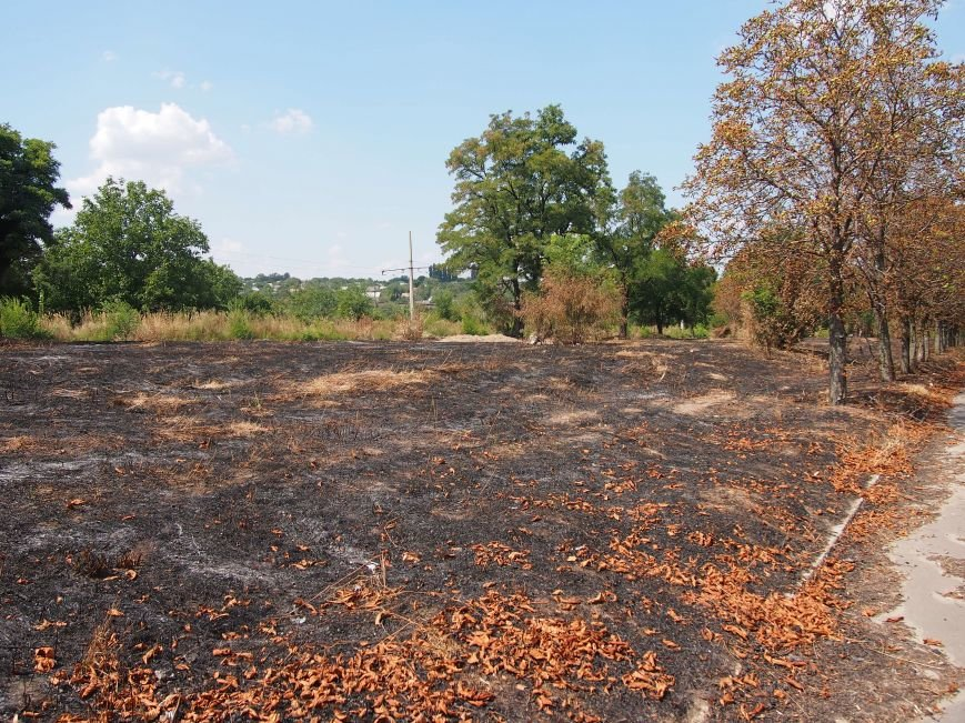 Днепродзержинцам объясняли как не спалить город, фото-1