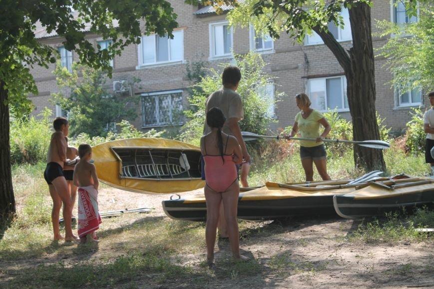 В Артемовске открыли туристический лагерь «Бахмут-2014» (ВИДЕО), фото-5