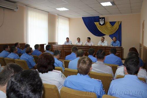 Мариупольской милицией  временно будет руководить кировоградец Виктор Мигалатюк (ФОТО), фото-2