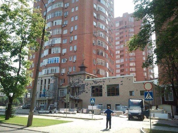 В результате обстрела  центра Донецка погиб один человек и трое ранены (ФОТО, ВИДЕО), фото-1
