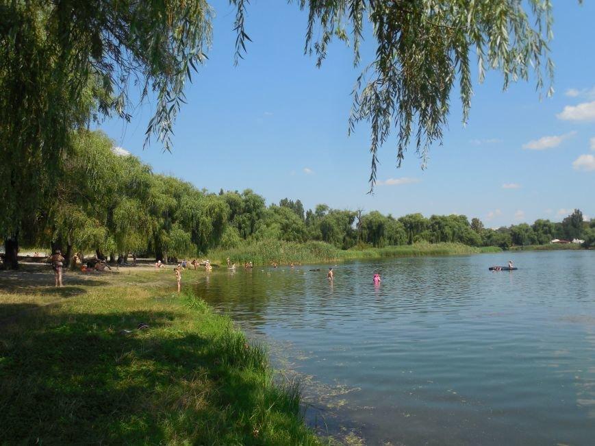В Ленинском районе появится благоустроенный пляж вместо захламленного берега реки Лопань, фото-3