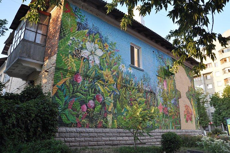 Художник стрит-арта Анастасия Лисич: «Мы хотим больше стен и свободы», фото-1