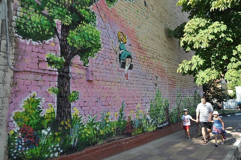 Художник стрит-арта Анастасия Лисич: «Мы хотим больше стен и свободы», фото-3