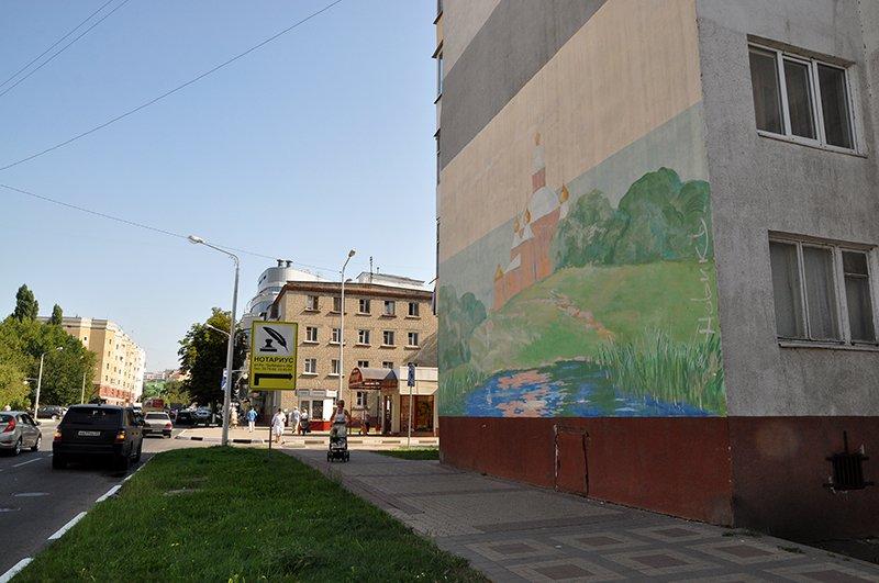 Художник стрит-арта Анастасия Лисич: «Мы хотим больше стен и свободы», фото-4