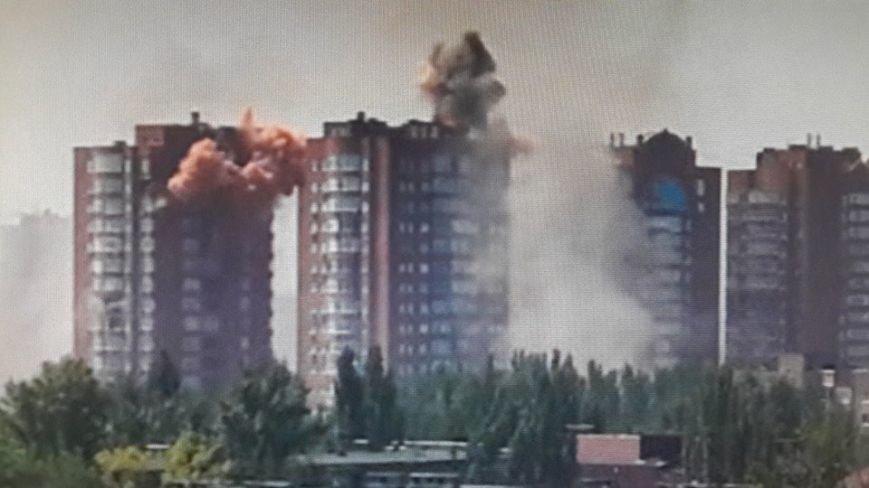 Обстрелы Донецка - кто и зачем? (ФОТО), фото-1