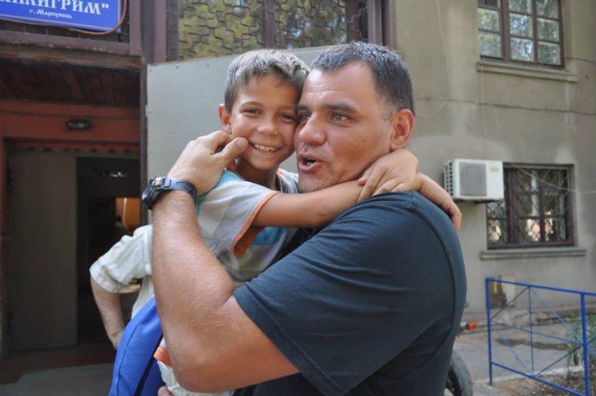 В Мариуполь вернулись дети, эвакуированные во время правления ДНР (ФОТО), фото-4