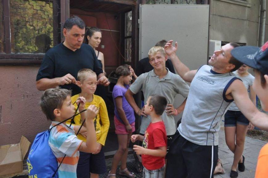 В Мариуполь вернулись дети, эвакуированные во время правления ДНР (ФОТО), фото-2
