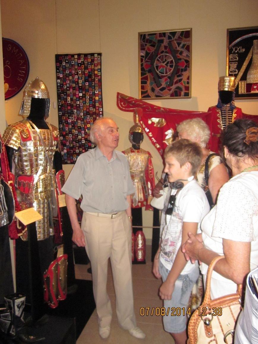 Пенсионеры посетили выставку в Майкопе, фото-2