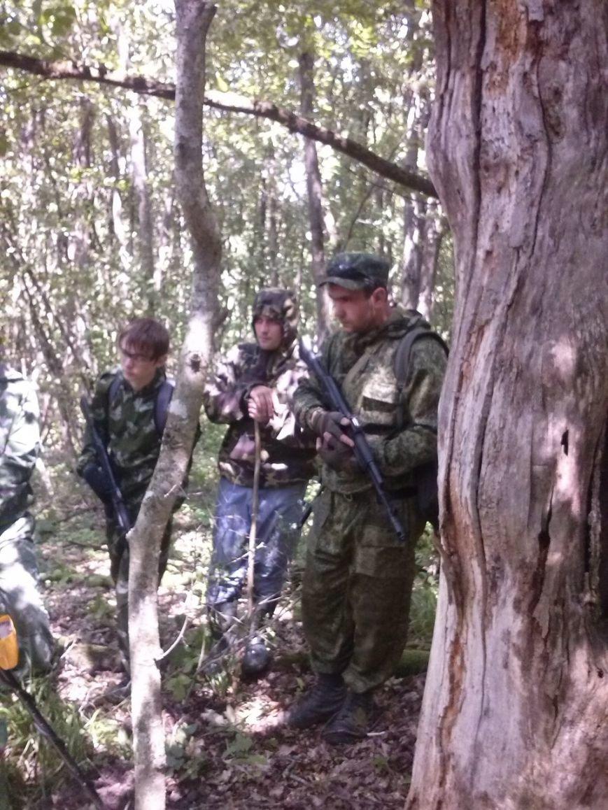 Казачья молодежь осваивает военное дело, фото-1