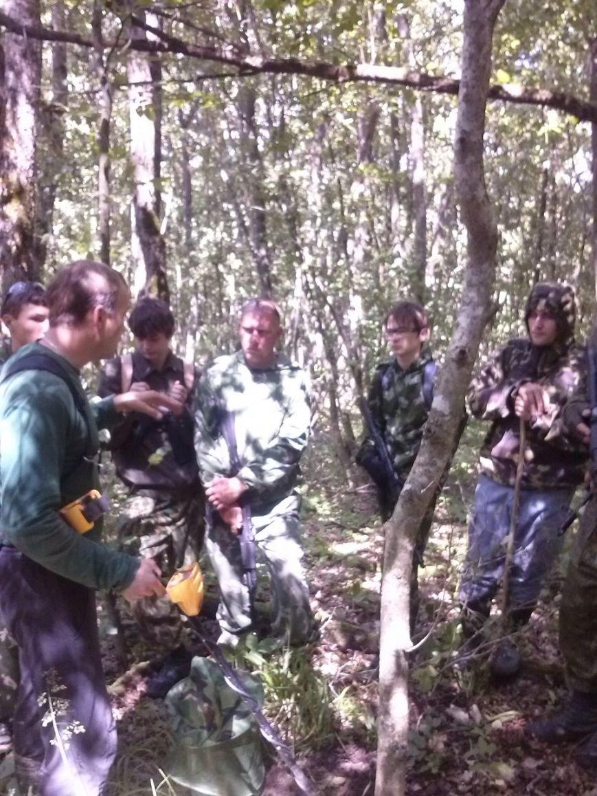 Казачья молодежь осваивает военное дело, фото-2