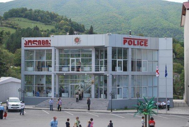 полиция Грузии2