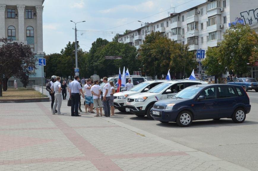 В Симферополь прибыла «Экспедиция 2014» из Владивостока (ФОТО), фото-6