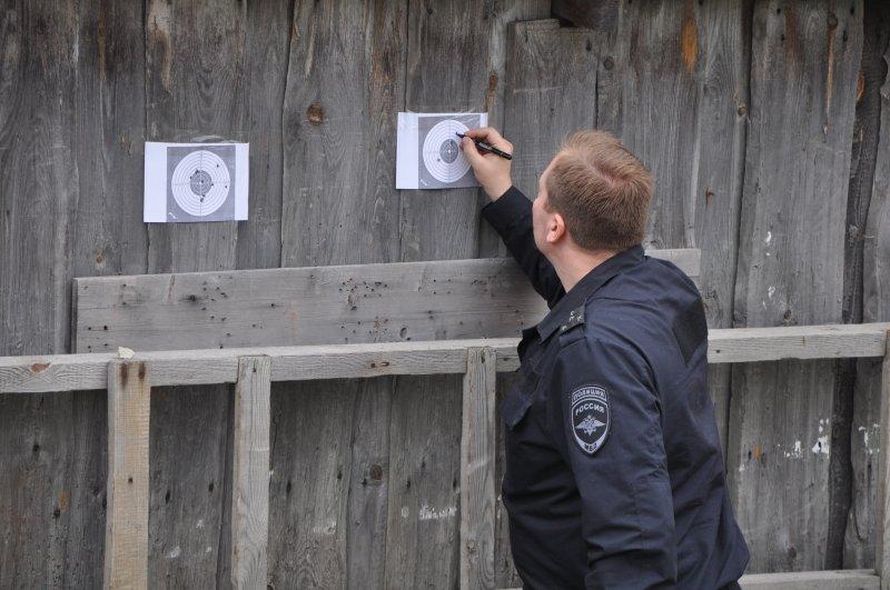 В Ульяновской области детям устроили «зарядку со стражем порядка», фото-1