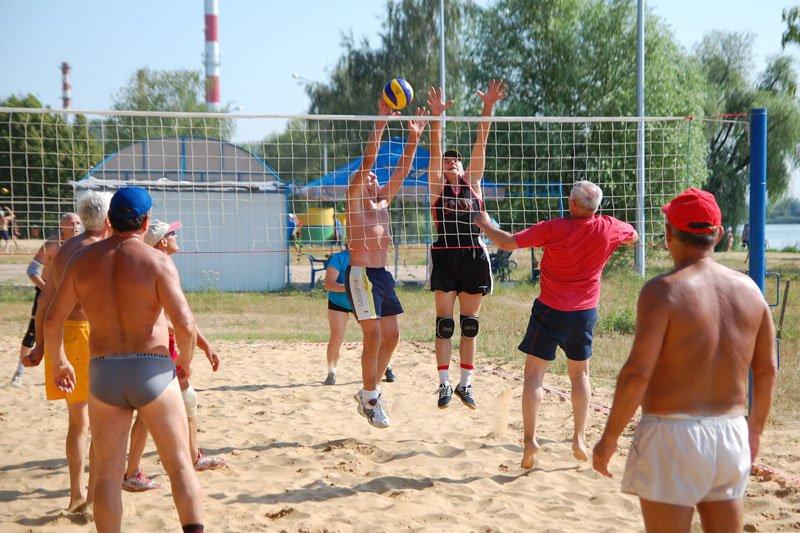 На Центральном пляже Белгорода отпраздновали День физкультурника, фото-2