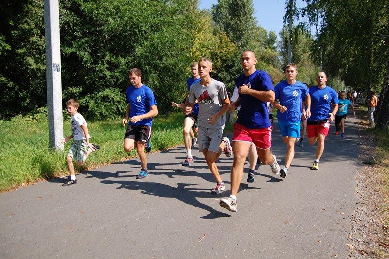 На Центральном пляже Белгорода отпраздновали День физкультурника, фото-3