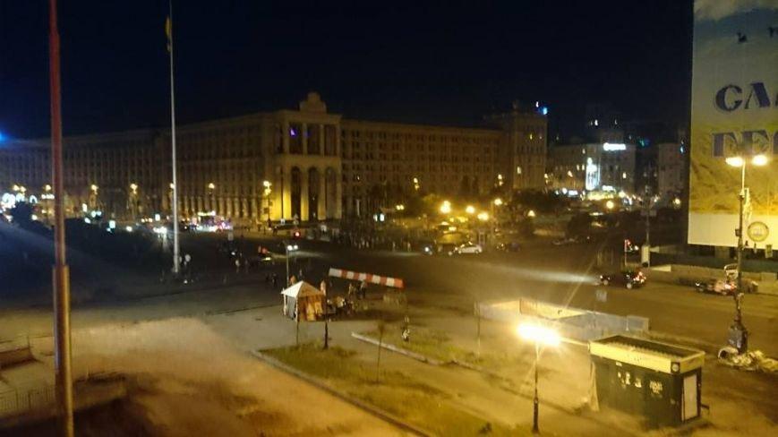Кличко решил не открывать улицу Институтскую для транспорта (ФОТО), фото-1