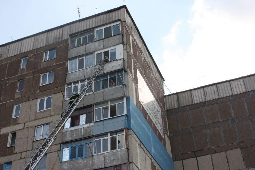 В Кировограде произошел серьезный пожар (фото), фото-2