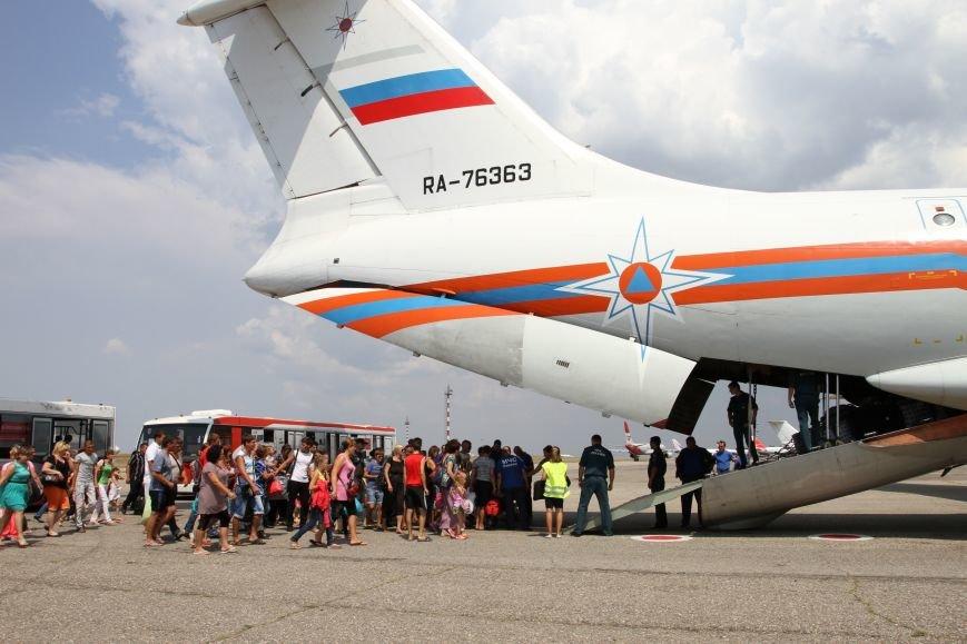 Украинских беженцев из Крыма отправили в Чебоксары (ФОТО), фото-4