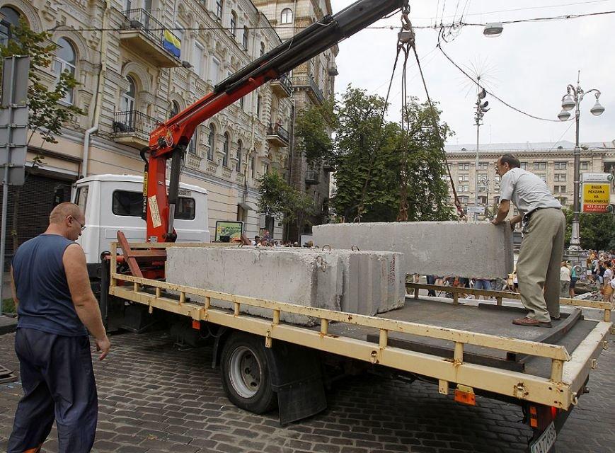 Субботник на Крещатике: тысячи киевлян, Кличко и нардепы (ФОТО), фото-4