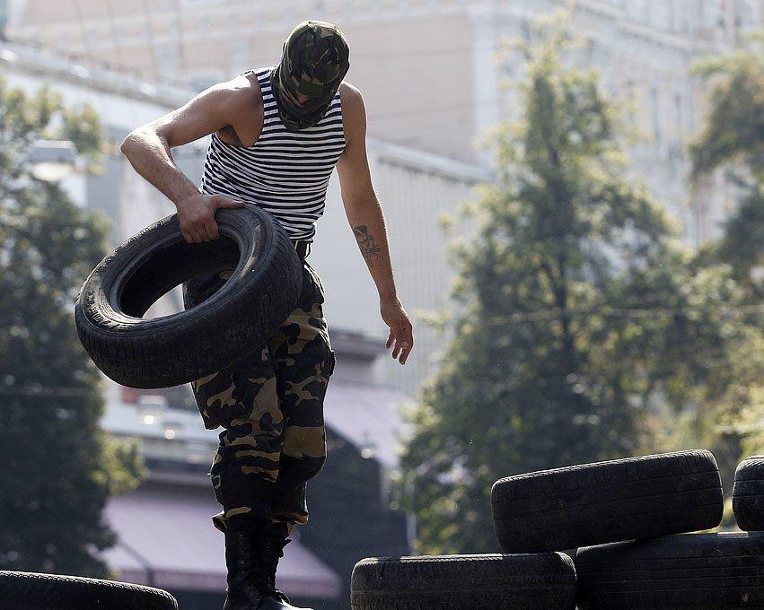 Субботник на Крещатике: тысячи киевлян, Кличко и нардепы (ФОТО), фото-10