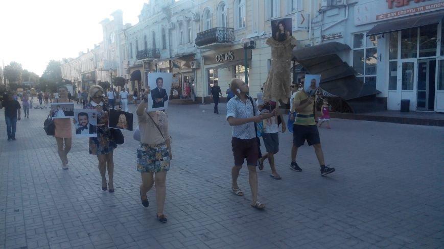 В Сумах протестовали против российской музыки, сериалов и фильмов (ФОТО+ВИДЕО), фото-3
