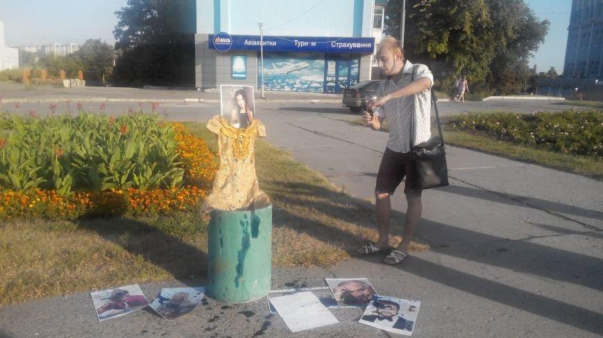 В Сумах протестовали против российской музыки, сериалов и фильмов (ФОТО+ВИДЕО), фото-4