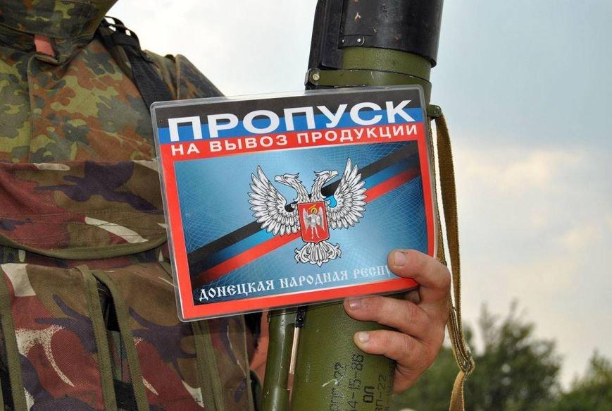 На блокпосту между Горловкой и Ясиноватой силы АТО уничтожили автомобиль с боевиками (ФОТО), фото-5