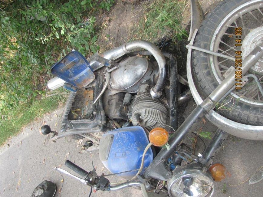 На Сумщине насмерть разбились мотоциклист и его пассажир (ФОТО), фото-6