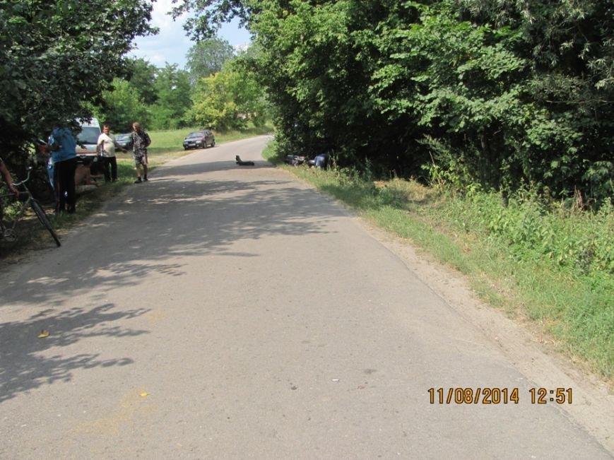 На Сумщине насмерть разбились мотоциклист и его пассажир (ФОТО), фото-4