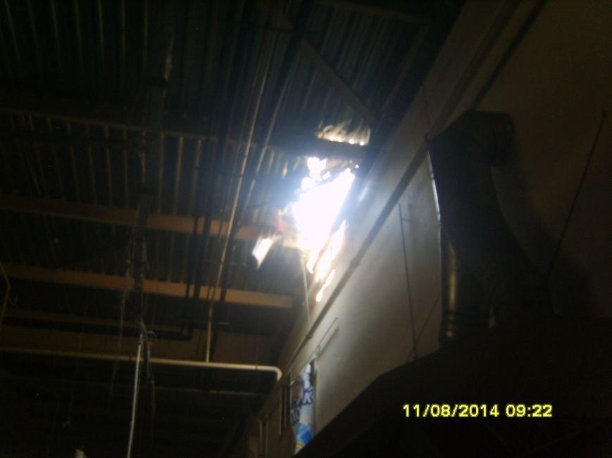В Петровском районе Донецка из-за обстрелов закрылись все рынки и супермаркеты (ФОТО), фото-1