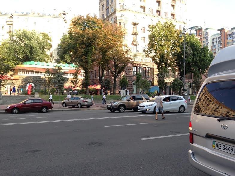 Крещатик возвращается к жизни (ФОТОФАКТ), фото-4