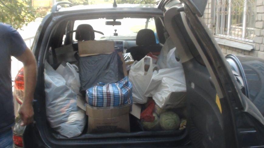 Изюм SOS – помощь новоприбывшим!, фото-1