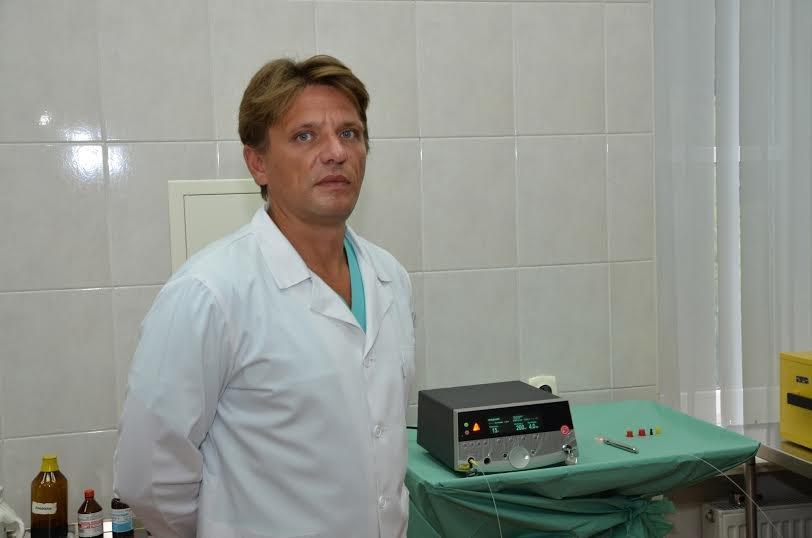 Клінічна лікарня Львівської залізниці отримала нове обладнання для ліпосакції (ФОТО) (фото) - фото 1