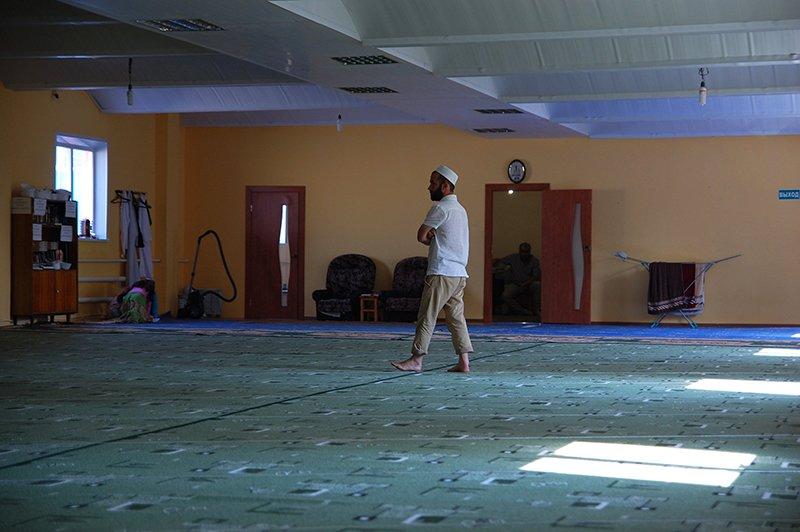 Мечеть на Мичурина, фото-1