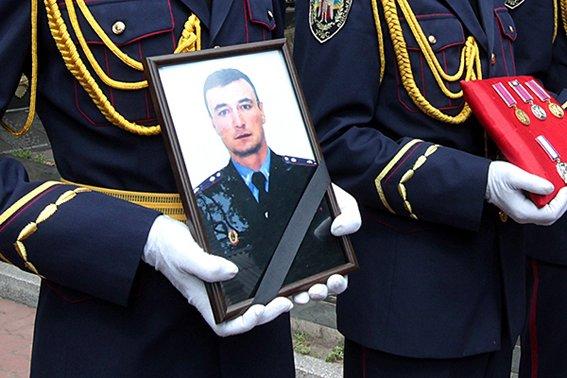 Героя Нацгвардии похоронили в Ульяновке  (фото), фото-2